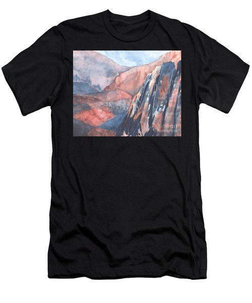 Higher Ground Men's T-Shirt (Athletic Fit)