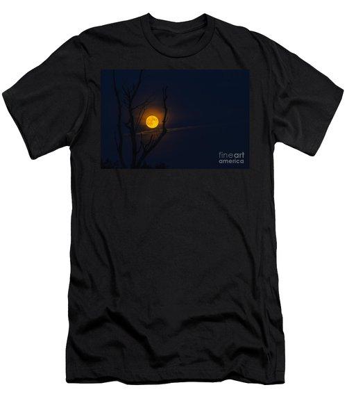 Highland Moon  Men's T-Shirt (Athletic Fit)