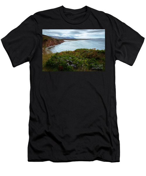 Highlands Of Cape Breton Men's T-Shirt (Athletic Fit)