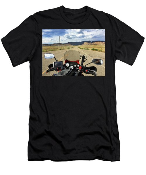 Highway 123 Road To Sunnyside Men's T-Shirt (Athletic Fit)