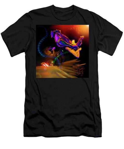 Highway Jam Men's T-Shirt (Slim Fit) by DC Langer