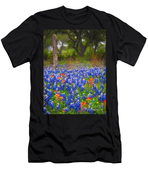 Hill Country Forest Men's T-Shirt (Athletic Fit)