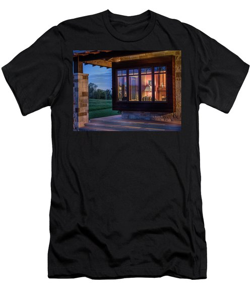 Hill Country Living Men's T-Shirt (Athletic Fit)