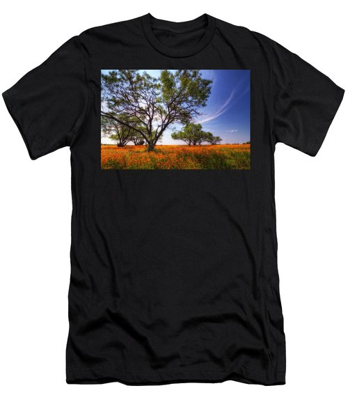 Hill Country Spring Men's T-Shirt (Athletic Fit)