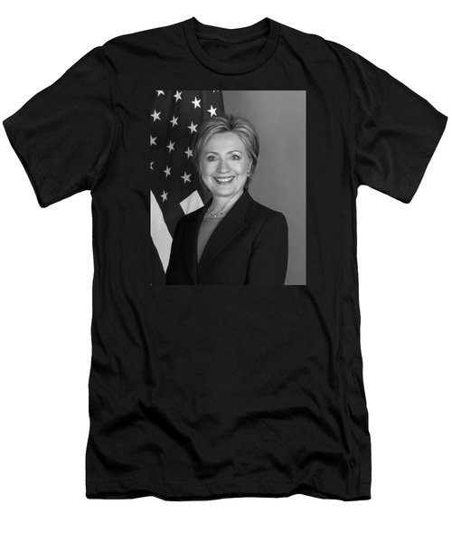 Hillary Clinton Men's T-Shirt (Slim Fit) by War Is Hell Store