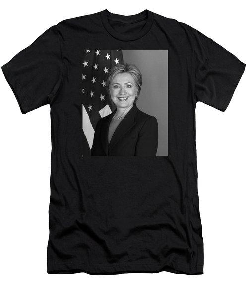 Hillary Clinton Men's T-Shirt (Athletic Fit)