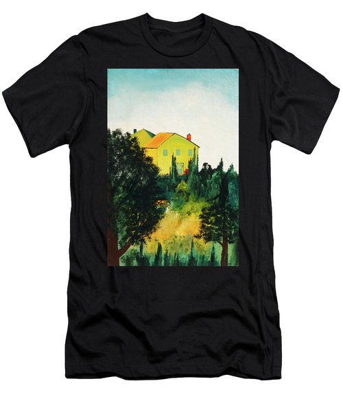Hillside Romance Men's T-Shirt (Athletic Fit)