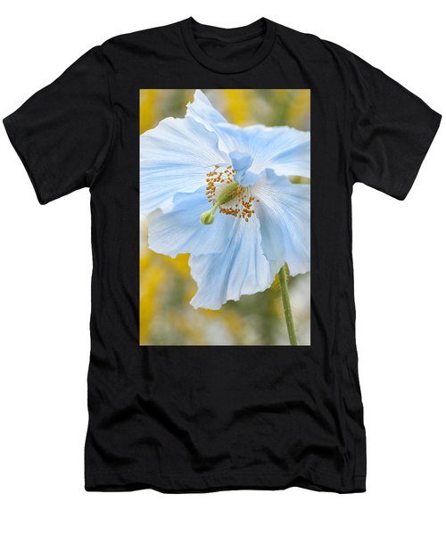Himalayan Poppy Men's T-Shirt (Athletic Fit)