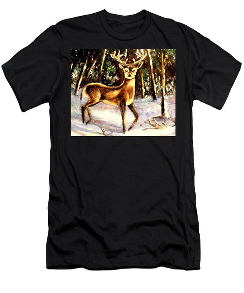 Hinds Feet Men's T-Shirt (Slim Fit) by Hazel Holland