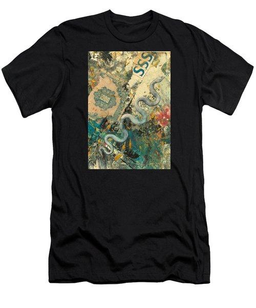 Hiss Men's T-Shirt (Athletic Fit)