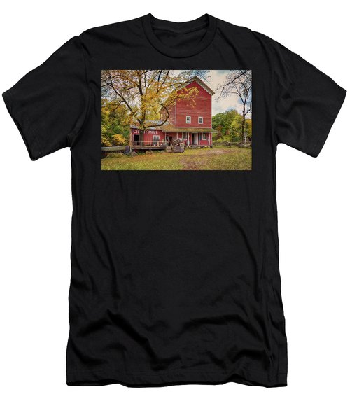 Historic Bowens Mills Men's T-Shirt (Athletic Fit)