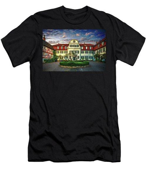 Historic Jestadt Castle Men's T-Shirt (Athletic Fit)