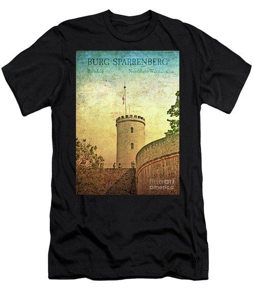 Historic Landmark Sparrenberg Castle Men's T-Shirt (Athletic Fit)