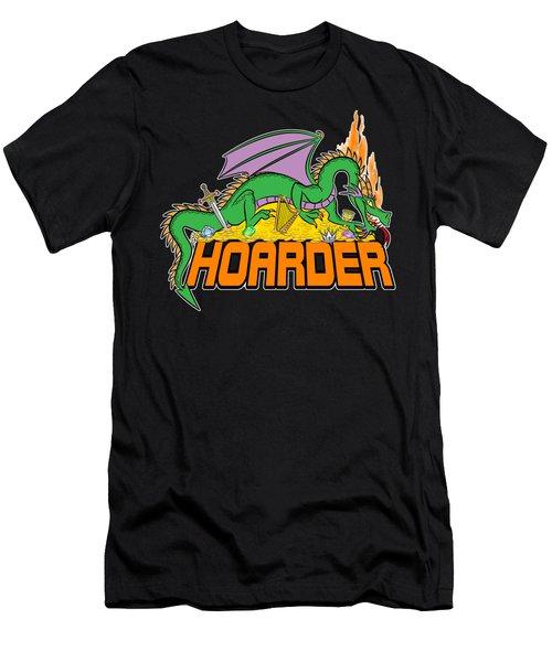 Hoarder Men's T-Shirt (Athletic Fit)