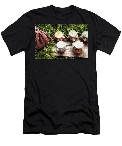 Hobbit Honey Men's T-Shirt (Athletic Fit)