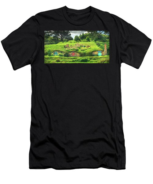 Hobbit Lane Men's T-Shirt (Athletic Fit)