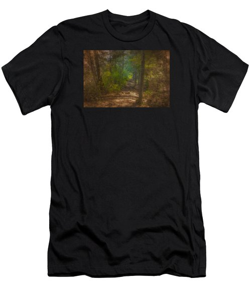 Hobbit Path Men's T-Shirt (Athletic Fit)