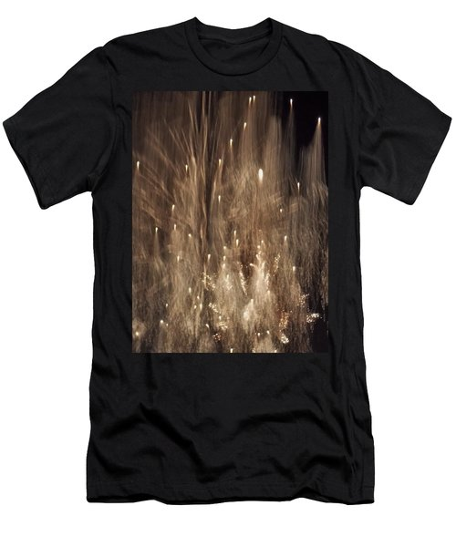 Men's T-Shirt (Slim Fit) featuring the photograph Hocus Pocus Out Of Focus by John Glass