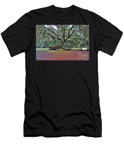 Hofwyl-broadfield Plantation2 Men's T-Shirt (Athletic Fit)