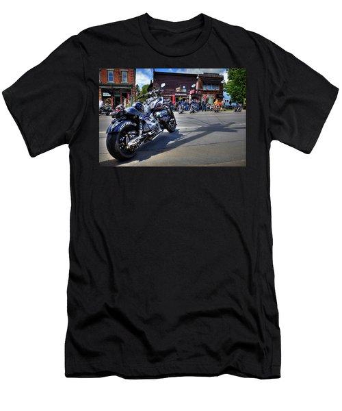 Hog Town Men's T-Shirt (Athletic Fit)