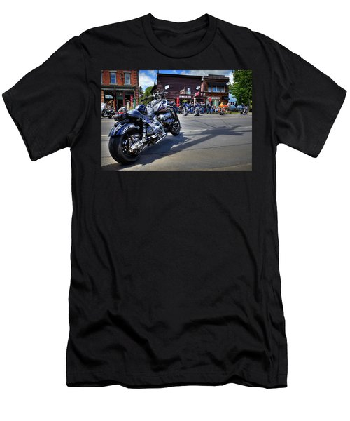 Hog Town Men's T-Shirt (Athletic Fit)