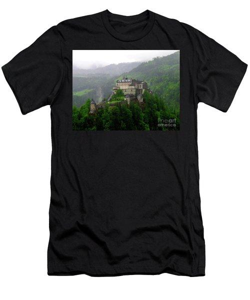 Hohenwerfen Castle Men's T-Shirt (Athletic Fit)