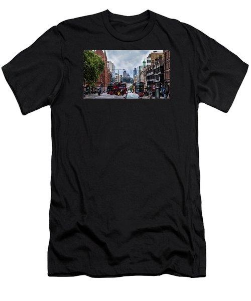 Holborn - London Men's T-Shirt (Athletic Fit)