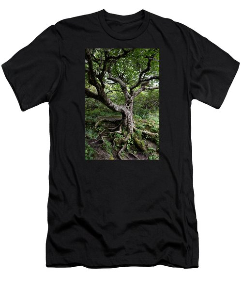 Hold Firm Men's T-Shirt (Slim Fit) by Gary Smith