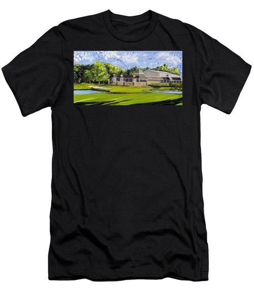 Hole 18 Jcc Men's T-Shirt (Athletic Fit)