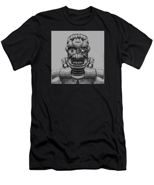 Hole Machine. Men's T-Shirt (Athletic Fit)