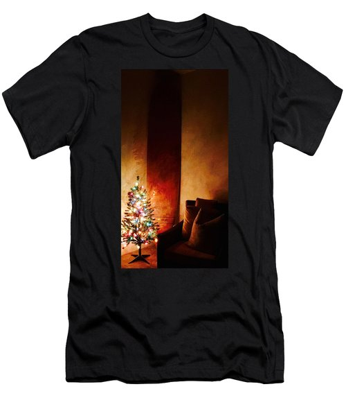 Holiday Surfboard Men's T-Shirt (Athletic Fit)