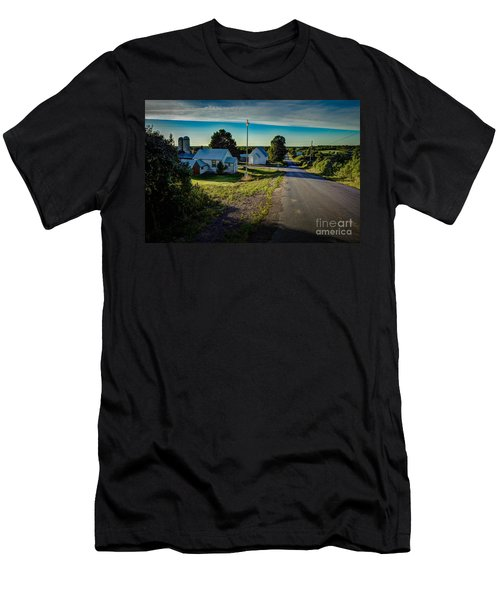Holleford Rim Men's T-Shirt (Athletic Fit)