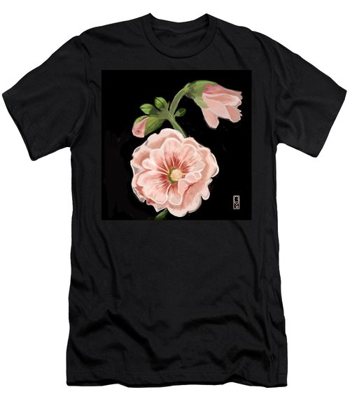 Hollyhock Men's T-Shirt (Athletic Fit)