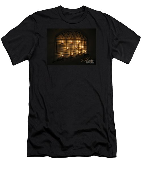 Men's T-Shirt (Athletic Fit) featuring the photograph Holy by Beauty For God