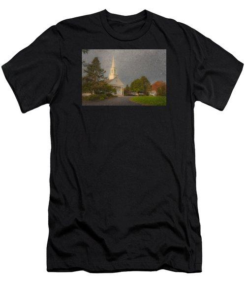 Holy Cross Parish Church Men's T-Shirt (Athletic Fit)