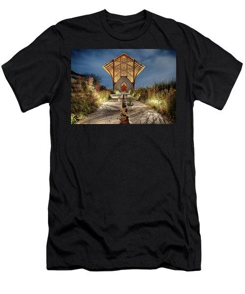 Holy Family Shrine Men's T-Shirt (Athletic Fit)