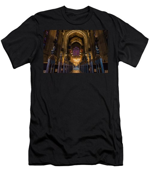 Holy House Men's T-Shirt (Athletic Fit)