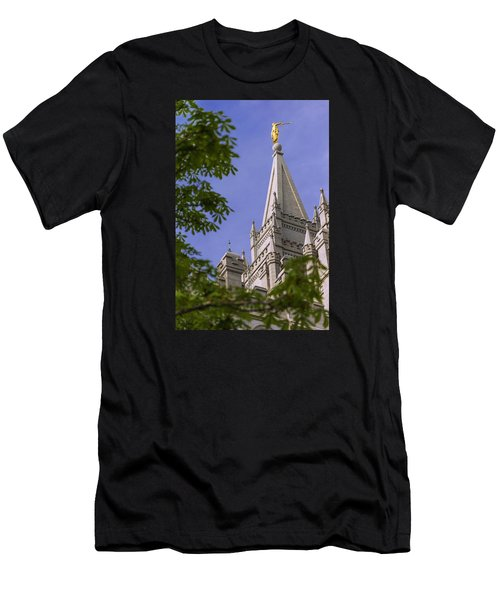 Holy Temple Men's T-Shirt (Athletic Fit)
