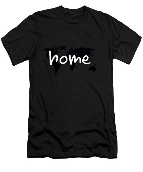 Home 2 Men's T-Shirt (Athletic Fit)