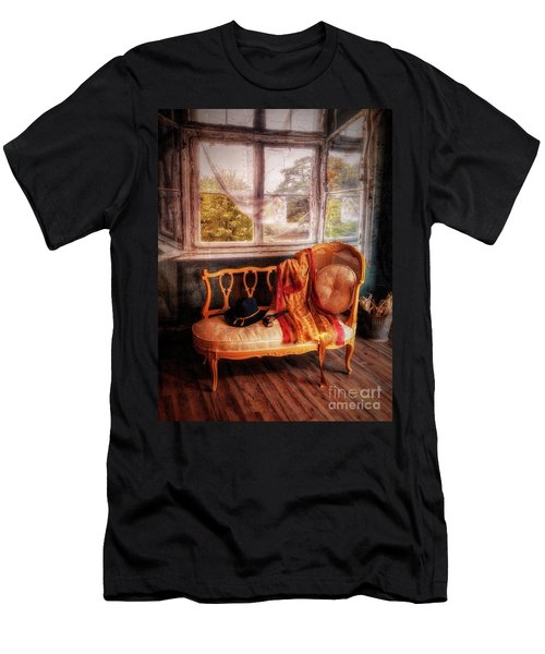 Home  At Last ... Men's T-Shirt (Athletic Fit)