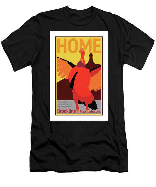Home Men's T-Shirt (Athletic Fit)