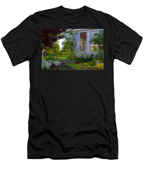 Home Garden Men's T-Shirt (Athletic Fit)