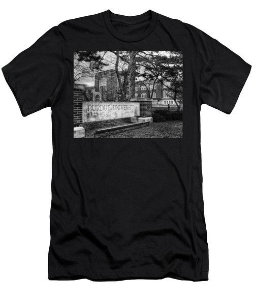 Men's T-Shirt (Slim Fit) featuring the photograph Home Of The Boilers by Coby Cooper