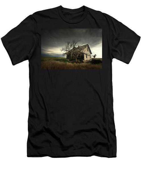 Home On The Range Men's T-Shirt (Athletic Fit)