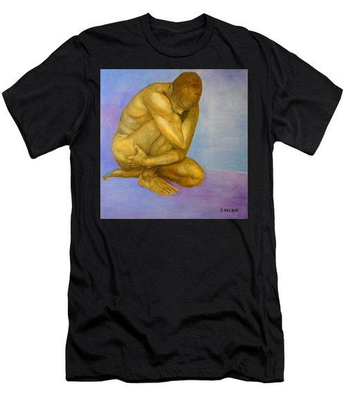 Homeless Men's T-Shirt (Athletic Fit)