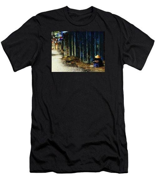 Homeless In Hanoi Men's T-Shirt (Athletic Fit)