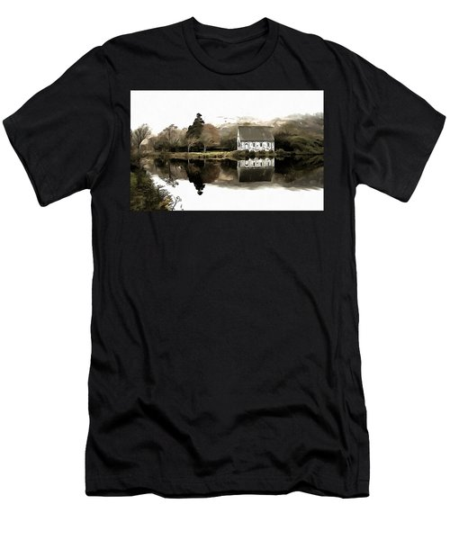 Homely House Men's T-Shirt (Athletic Fit)