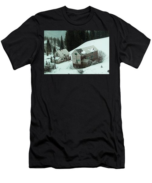 Homes In The Valley Men's T-Shirt (Athletic Fit)