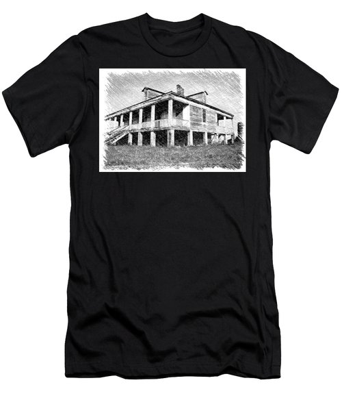 Homestead 1 Men's T-Shirt (Athletic Fit)