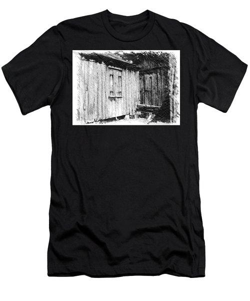 Homestead 3 Men's T-Shirt (Athletic Fit)